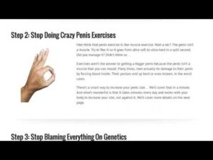 Penis Enlargement Remedy official website
